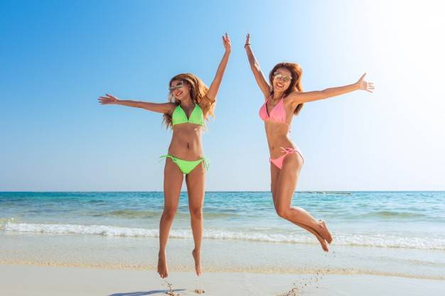 Opération bikini! Prenez soin de votre peau et de votre corps