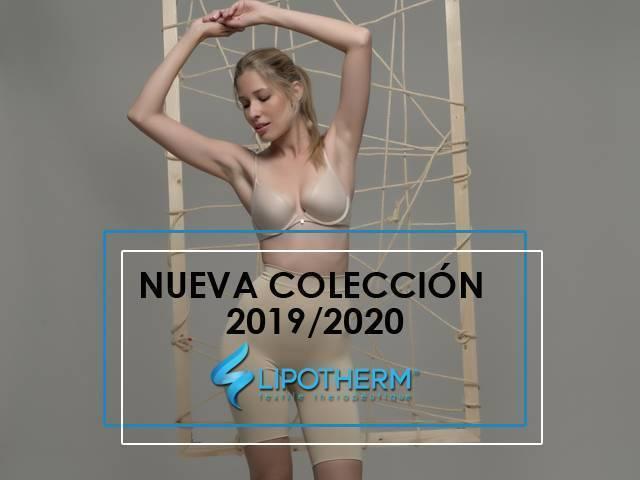La nueva colección de prendas cosmeticotextiles de Lipotherm