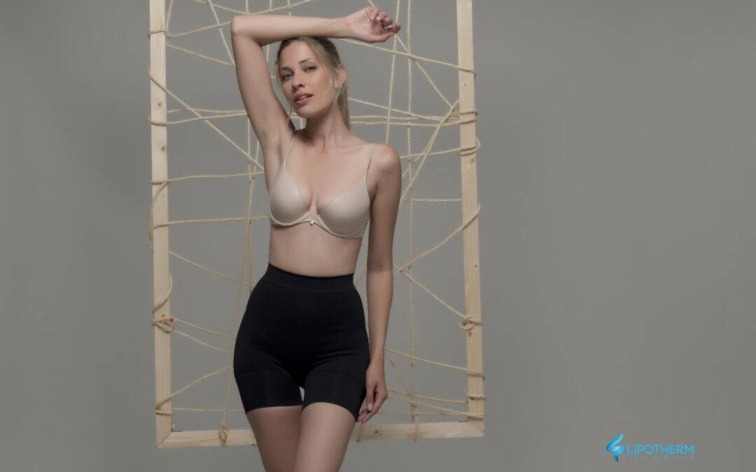 La nouvelle ligne de vêtements thérapeutiques de Lipotherm